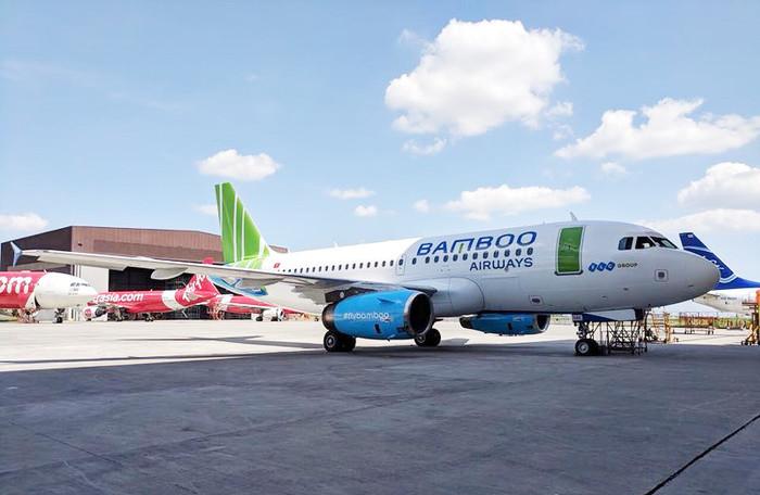 Máy bay của hãng hàng không Bamboo AirWays 'sẵn sàng' cất cánh Ảnh 1