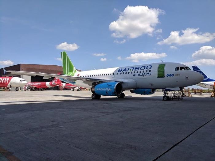 Máy bay của hãng hàng không Bamboo AirWays 'sẵn sàng' cất cánh Ảnh 2