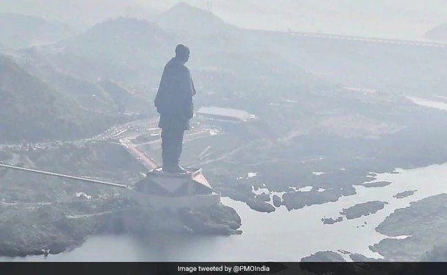 Ấn Độ khánh thành bức tượng cao nhất thế giới Ảnh 2