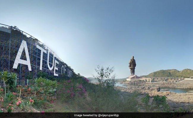 Ấn Độ khánh thành bức tượng cao nhất thế giới Ảnh 3