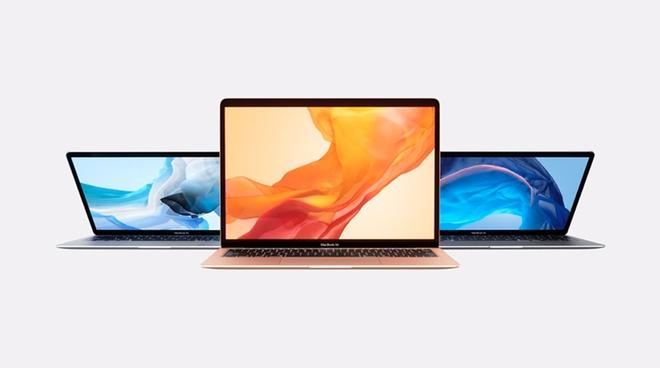 Apple trình làng MacBook Air Retina, giá 1.200 USD Ảnh 2