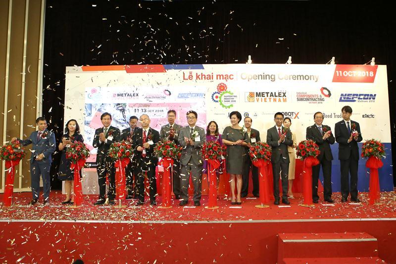 Tìm kiếm cơ hội trong ngành công nghiệp phụ trợ Việt Nam Ảnh 1