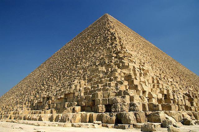 Đã tìm ra cách vận chuyển đá xây Đại kim tự tháp Giza của người Ai Cập Ảnh 2