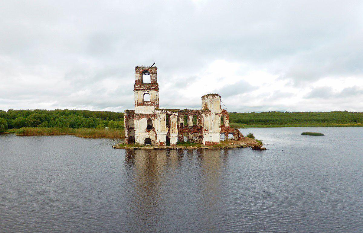Chùm ảnh: Những góc bị lãng quên ở Nga Ảnh 31