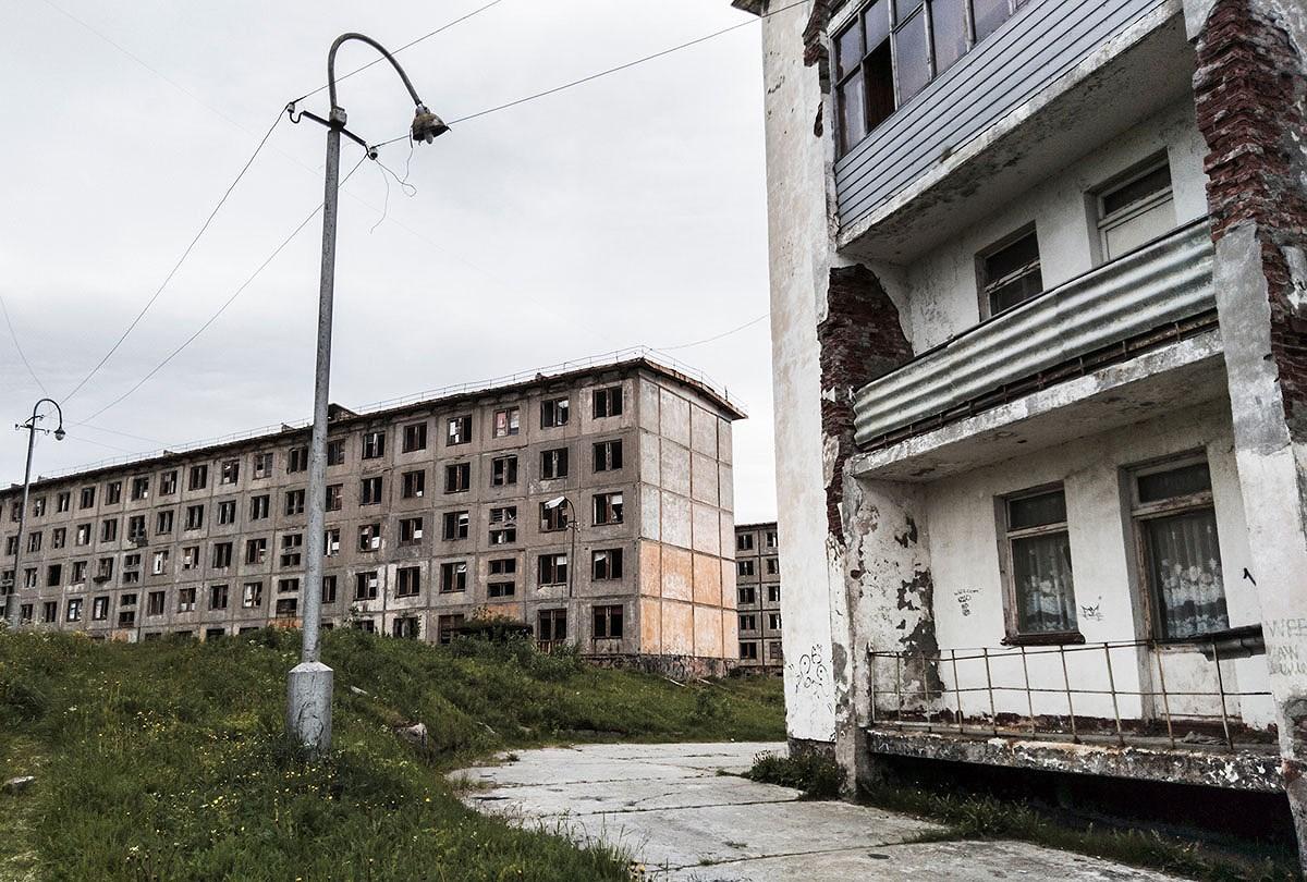 Chùm ảnh: Những góc bị lãng quên ở Nga Ảnh 25