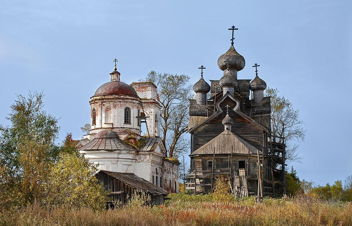 Chùm ảnh: Những góc bị lãng quên ở Nga Ảnh 23