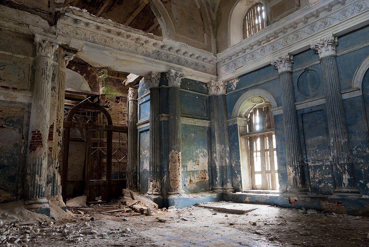 Chùm ảnh: Những góc bị lãng quên ở Nga Ảnh 24