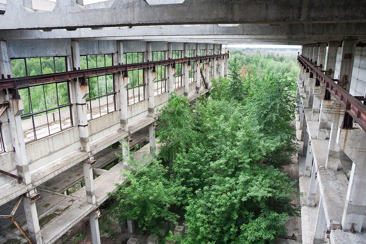 Chùm ảnh: Những góc bị lãng quên ở Nga Ảnh 12