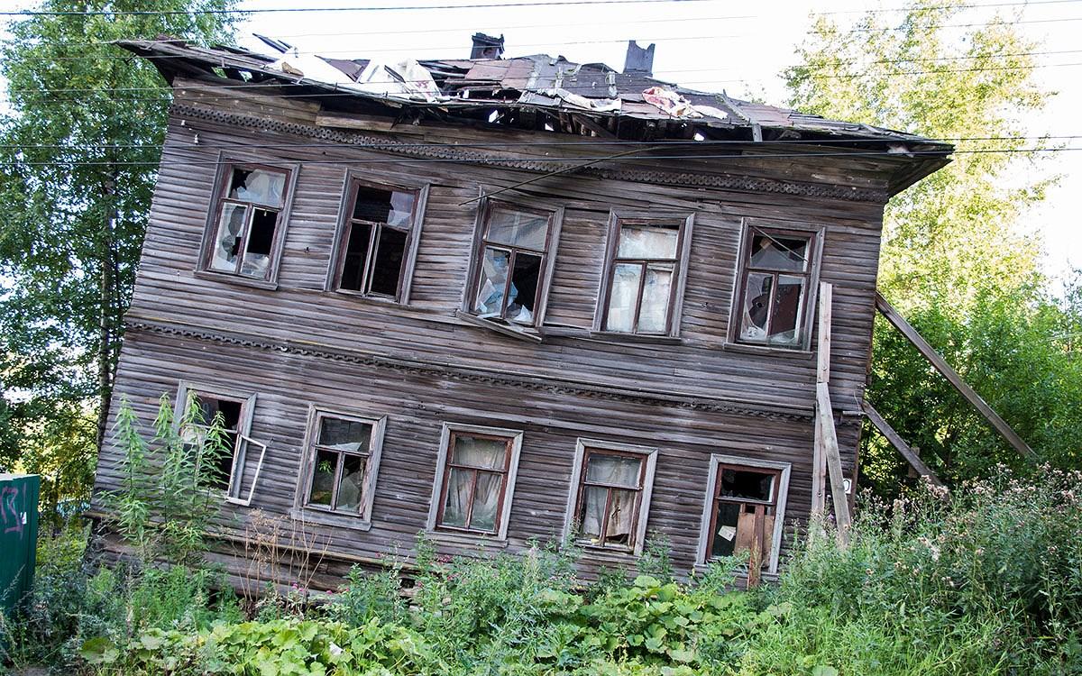 Chùm ảnh: Những góc bị lãng quên ở Nga Ảnh 27