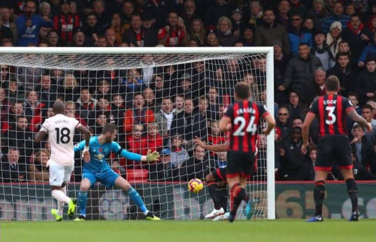 Chấm điểm trận Bournemouth 1-2 MU: Bay trên đôi cánh Martial Ảnh 1