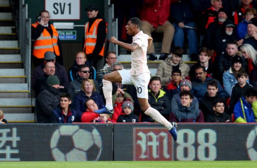 Chấm điểm trận Bournemouth 1-2 MU: Bay trên đôi cánh Martial Ảnh 12