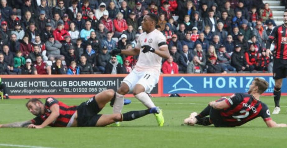 Chấm điểm trận Bournemouth 1-2 MU: Bay trên đôi cánh Martial Ảnh 9