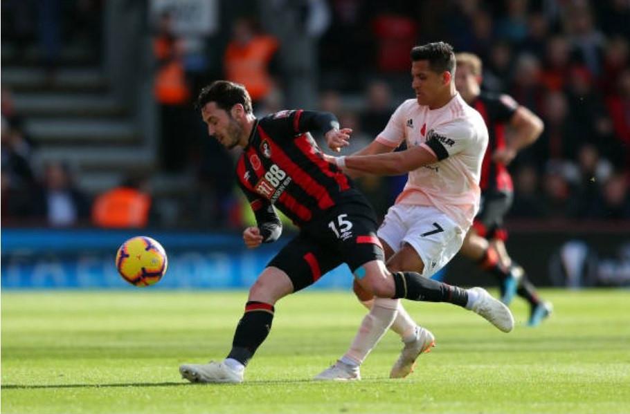 Chấm điểm trận Bournemouth 1-2 MU: Bay trên đôi cánh Martial Ảnh 11