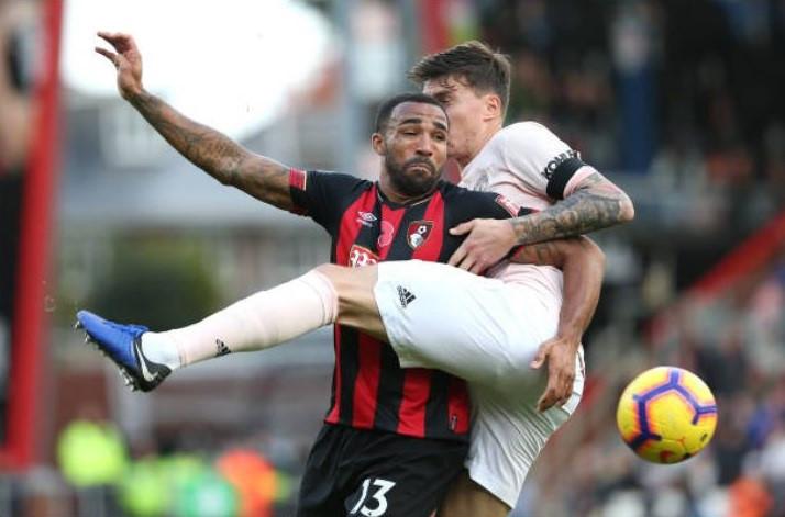 Chấm điểm trận Bournemouth 1-2 MU: Bay trên đôi cánh Martial Ảnh 3
