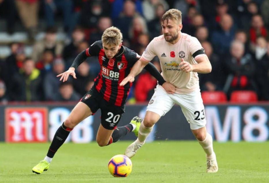Chấm điểm trận Bournemouth 1-2 MU: Bay trên đôi cánh Martial Ảnh 5