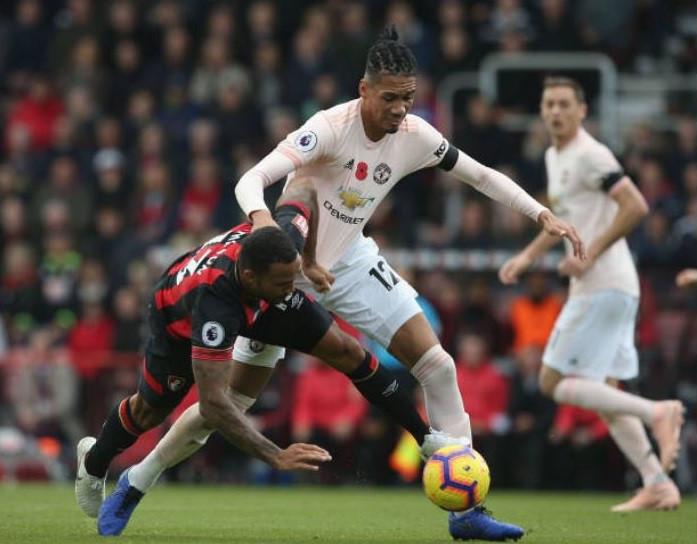 Chấm điểm trận Bournemouth 1-2 MU: Bay trên đôi cánh Martial Ảnh 4