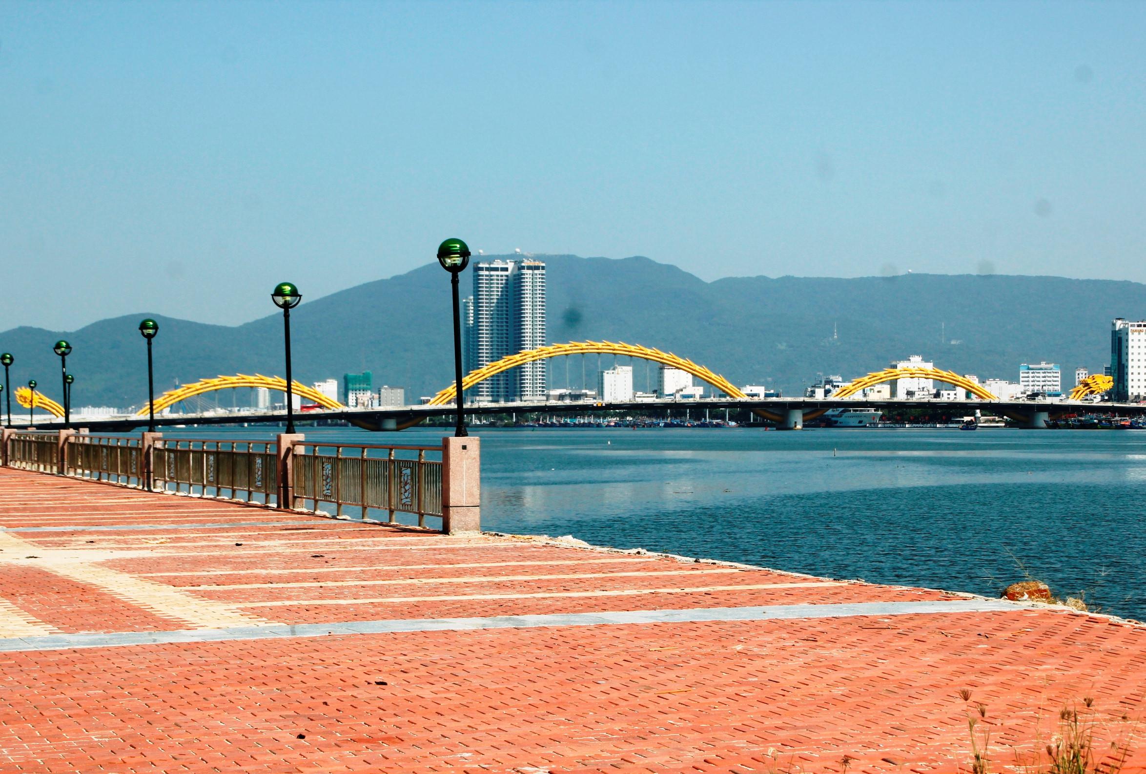 Cận cảnh khu đất tuyệt đẹp bên sông Hàn sắp thành phố đi bộ, chợ đêm Ảnh 1