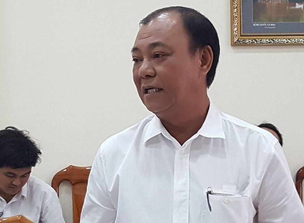 Sai phạm tại SAGRI: Tăng mức kỷ luật Tổng Giám đốc Lê Tấn Hùng Ảnh 1