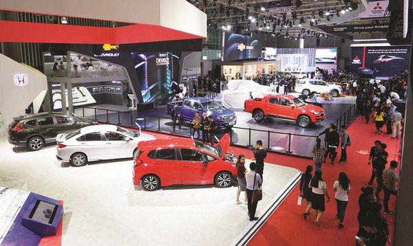 Phát triển công nghiệp hỗ trợ ngành ô tô: Vẫn nhiều rào cản Ảnh 1