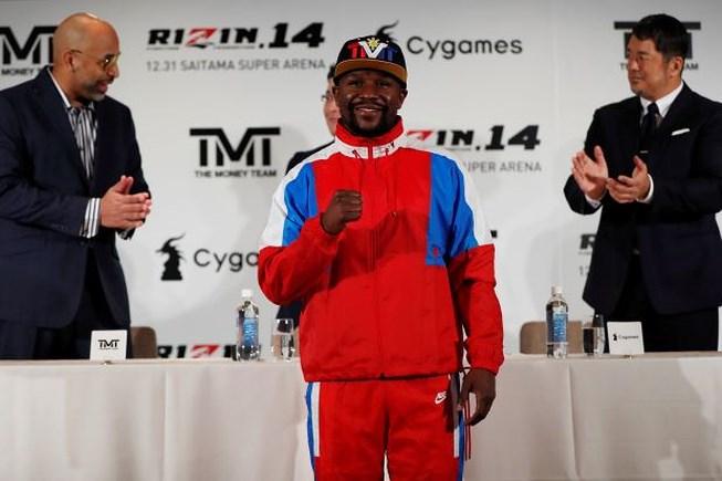 Mayweather đi tìm 'kèo thơm' tập MMA Ảnh 1