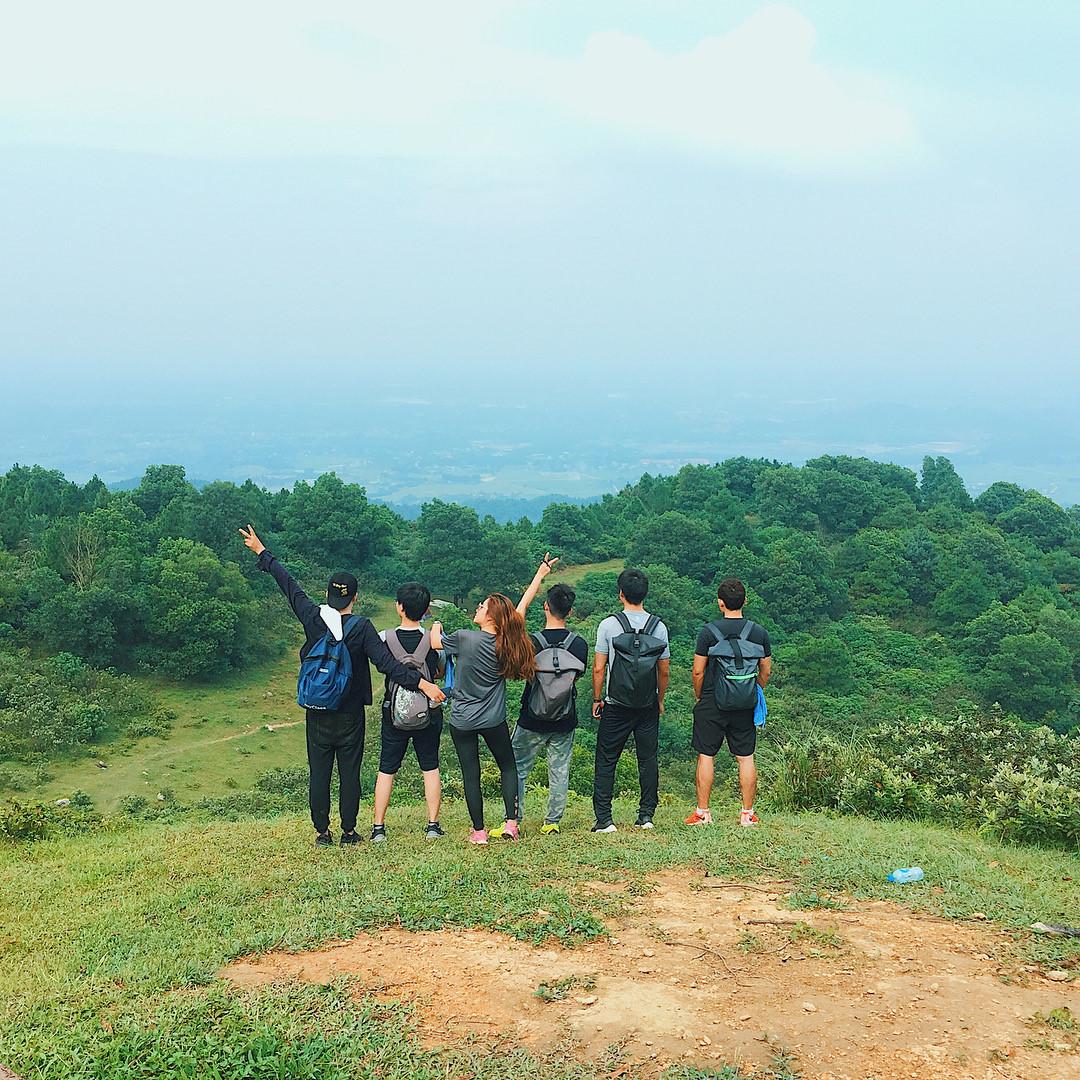 5 điểm đến gần Hà Nội thích hợp để cắm trại cùng nhóm bạn thân Ảnh 10