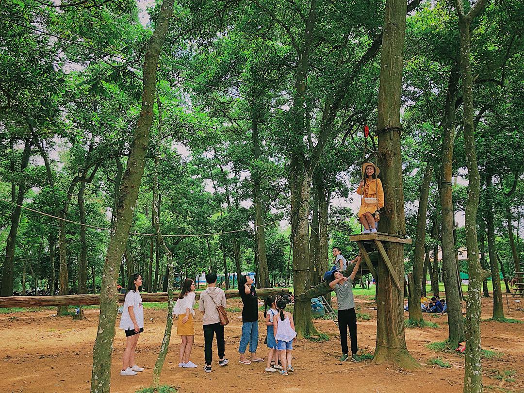 5 điểm đến gần Hà Nội thích hợp để cắm trại cùng nhóm bạn thân Ảnh 6