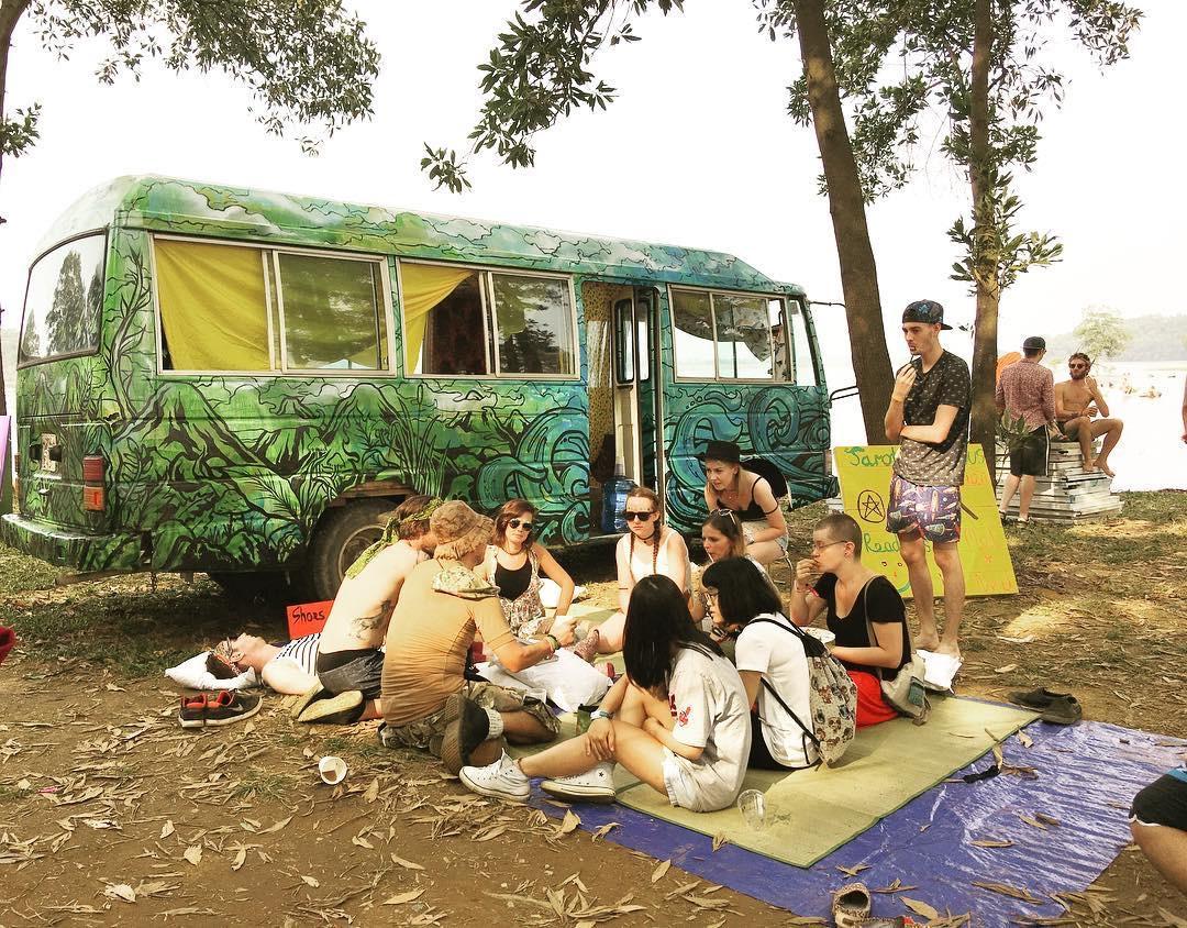 5 điểm đến gần Hà Nội thích hợp để cắm trại cùng nhóm bạn thân Ảnh 8