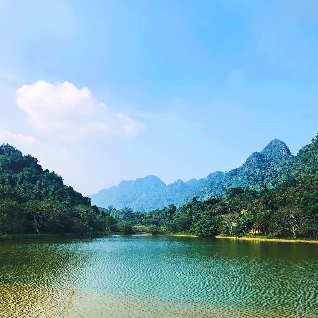 5 điểm đến gần Hà Nội thích hợp để cắm trại cùng nhóm bạn thân Ảnh 16