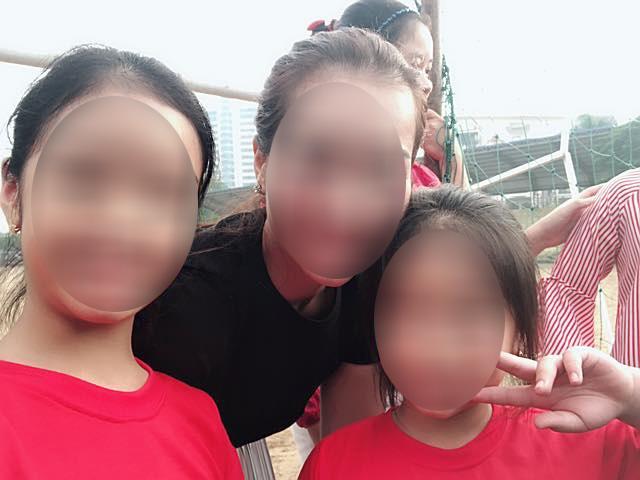 Hot girl nhảy lầu tự tử ở Hải Phòng: Hai con thơ bàng hoàng mất mẹ Ảnh 3