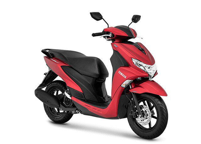 Yamaha FreeGo 125cc giá 28,3 triệu đồng đủ tính năng xe ga cao cấp Ảnh 1