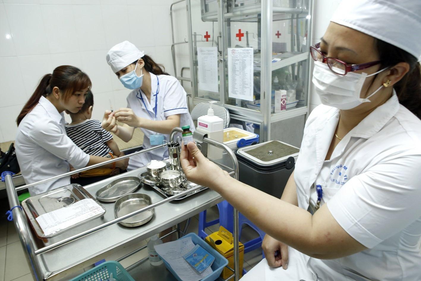 Hà Nội sẽ tiêm bổ sung vắc xin sởi - rubella cho trẻ dưới 5 tuổi Ảnh 1