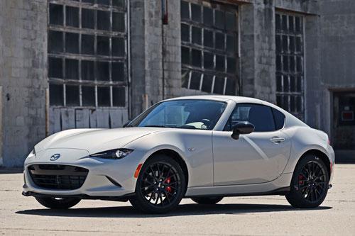 Top 10 xe hơi đẹp nhất tầm giá dưới 40.000 USD: Mazda áp đảo Ảnh 10