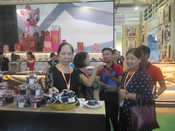 Khai mạc Triển lãm Quốc tế chuyên ngành Thực phẩm và Đồ uống Ảnh 3