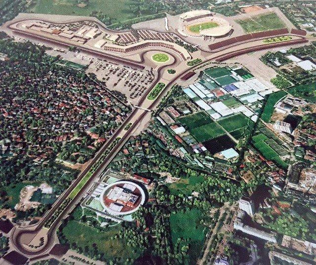 Việt Nam sẽ là nước thứ 3 có đường đua F1 trên đường phố Ảnh 2