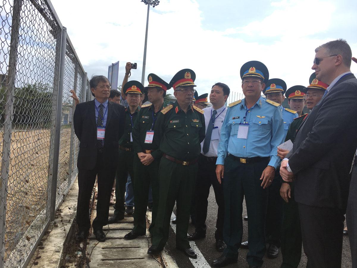 Hoàn thành dự án xử lý môi trường ô nhiễm dioxin tại sân bay Đà Nẵng Ảnh 2