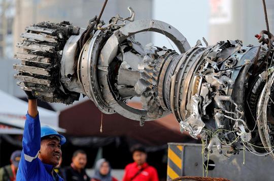Máy bay Lion Air rơi sau khi thay thiết bị cảm biến quan trọng Ảnh 1