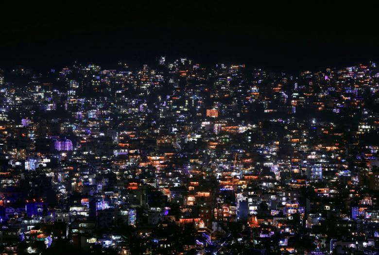 Tưng bừng lễ hội ánh sáng Diwali khắp nơi trên thế giới Ảnh 11