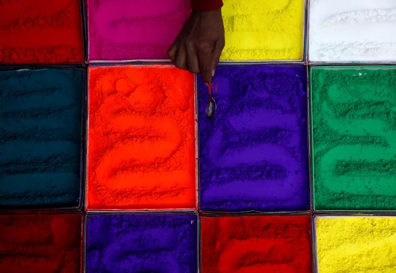 Tưng bừng lễ hội ánh sáng Diwali khắp nơi trên thế giới Ảnh 9