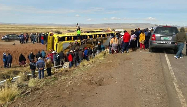 Thảm khốc hai xe buýt đâm nhau, ít nhất 47 người thiệt mạng ảnh 1