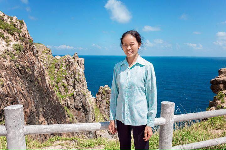 Bài xuất bản Chàng trai 23 tuổi lần đầu tiên đưa mẹ đi du lịch Ảnh 1