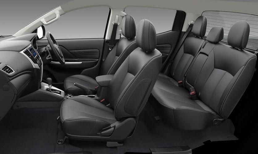 Mitsubishi Triton 2019 ra mắt tại Thái Lan với nhiều nâng cấp nhẹ Ảnh 6