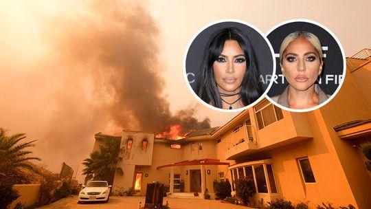 Hàng loạt ngôi sao Hollywood sơ tán khẩn cấp vì cháy rừng Ảnh 4