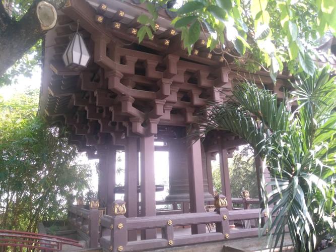 Độc đáo ngôi chùa mang kiến trúc Nhật Bản giữa lòng Sài Gòn Ảnh 7