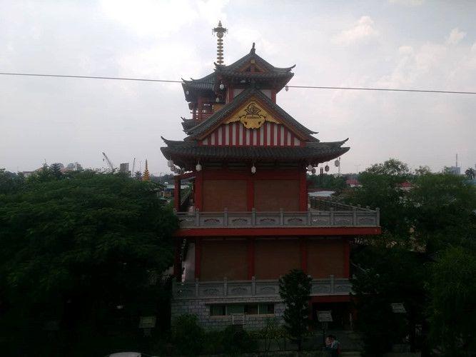 Độc đáo ngôi chùa mang kiến trúc Nhật Bản giữa lòng Sài Gòn Ảnh 6