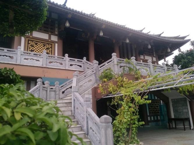 Độc đáo ngôi chùa mang kiến trúc Nhật Bản giữa lòng Sài Gòn Ảnh 5