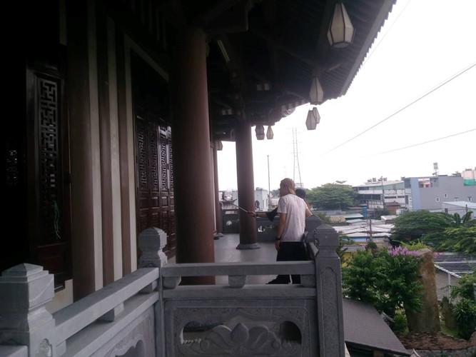 Độc đáo ngôi chùa mang kiến trúc Nhật Bản giữa lòng Sài Gòn Ảnh 12