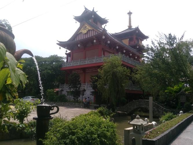 Độc đáo ngôi chùa mang kiến trúc Nhật Bản giữa lòng Sài Gòn Ảnh 8