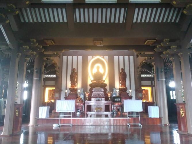 Độc đáo ngôi chùa mang kiến trúc Nhật Bản giữa lòng Sài Gòn Ảnh 4