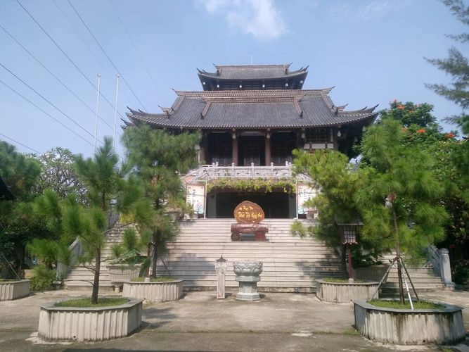 Độc đáo ngôi chùa mang kiến trúc Nhật Bản giữa lòng Sài Gòn Ảnh 2