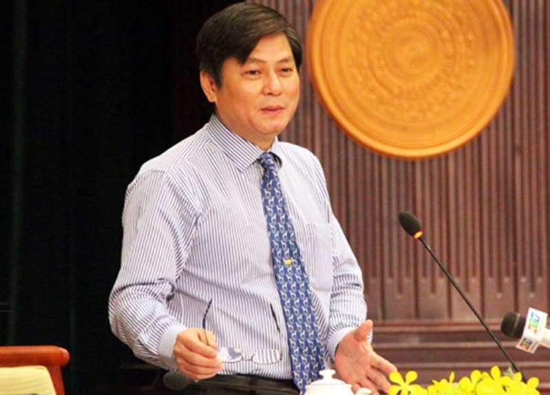 Cựu Giám đốc Sở Tài nguyên và Môi trường TP.HCM vừa bị khởi tố từng báo mất 1,6 tỷ đồng để ở cơ quan Ảnh 1